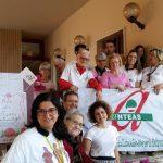 Foto con gli utenti di Villa Dragonetti